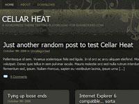Cellar Heat Dark Theme, Türkçe