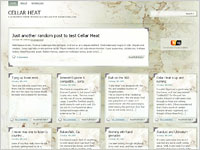 Cellar Heat Light Theme, Türkçe