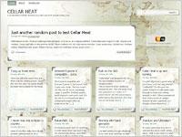 Cellar Heat Light Theme, Türkçe