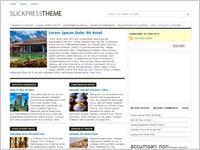 SlickPress Theme, Türkçe